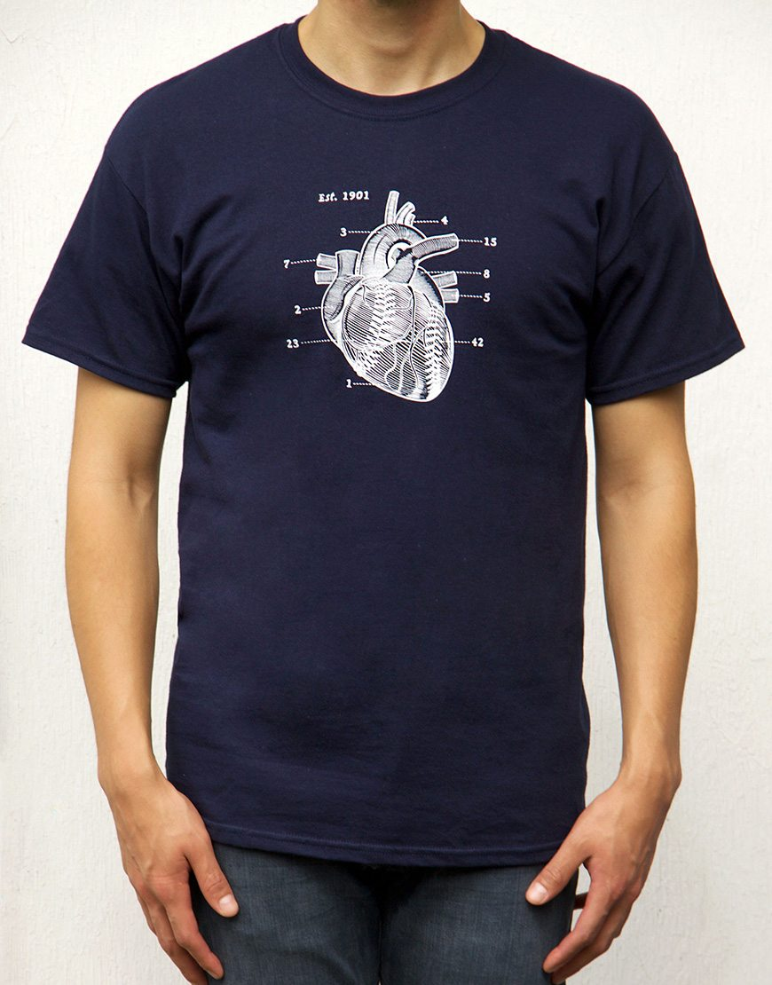 Bronx Heart Shirt