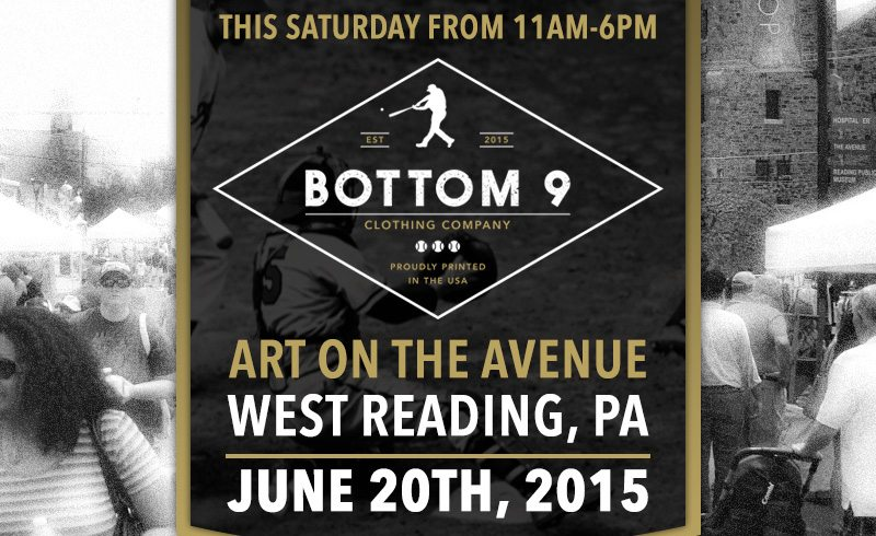 Visit Our Booth at Art on the Avenue